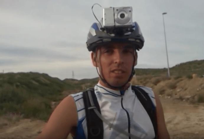 La historia de nuestros sistemas de grabación, de la Cámara a cuestas a la GoPro y la Caña Selfie