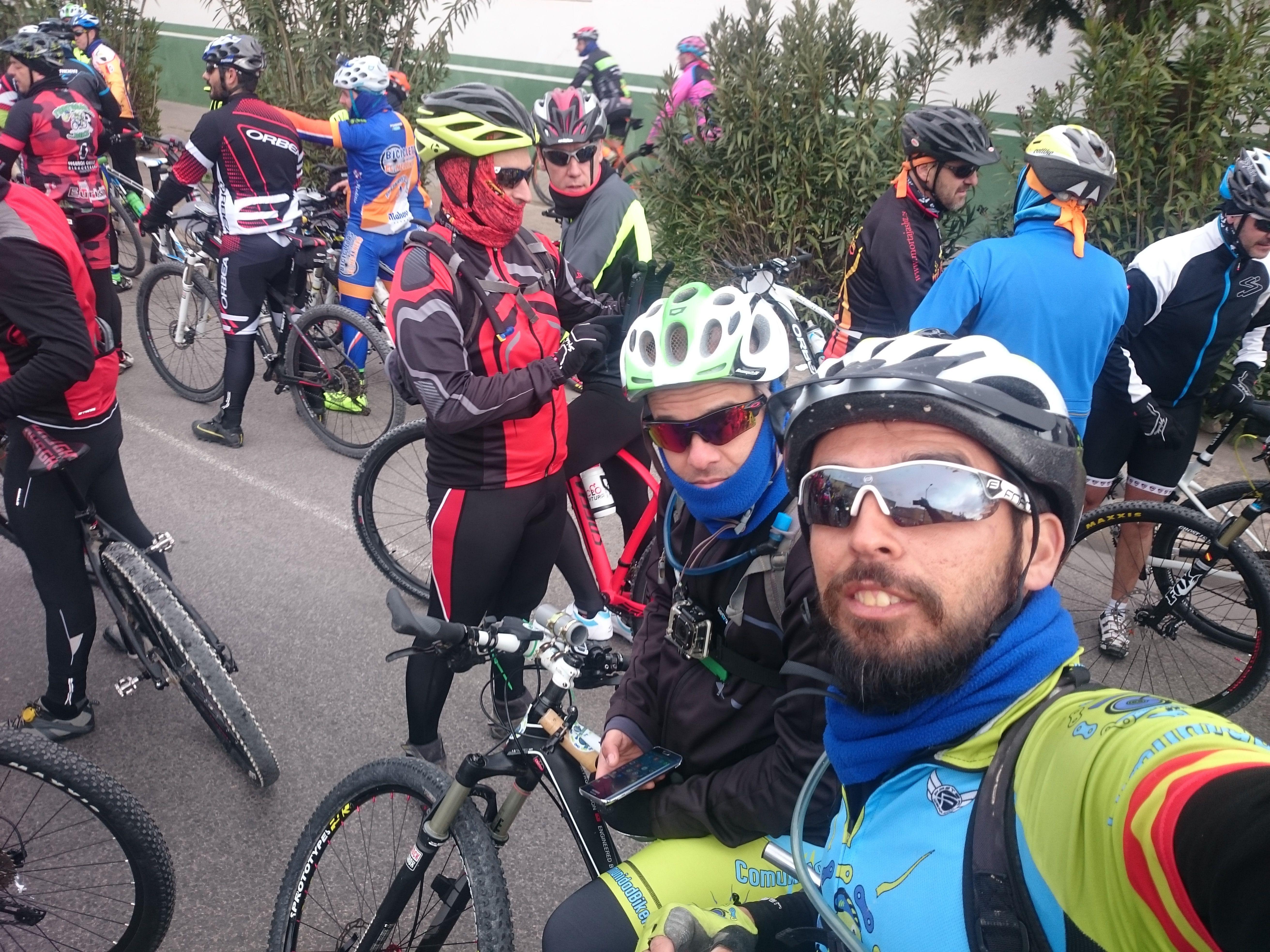 Crónica de la VIII marcha BTT de La Roda del X Circuito Albacete por Paquito206