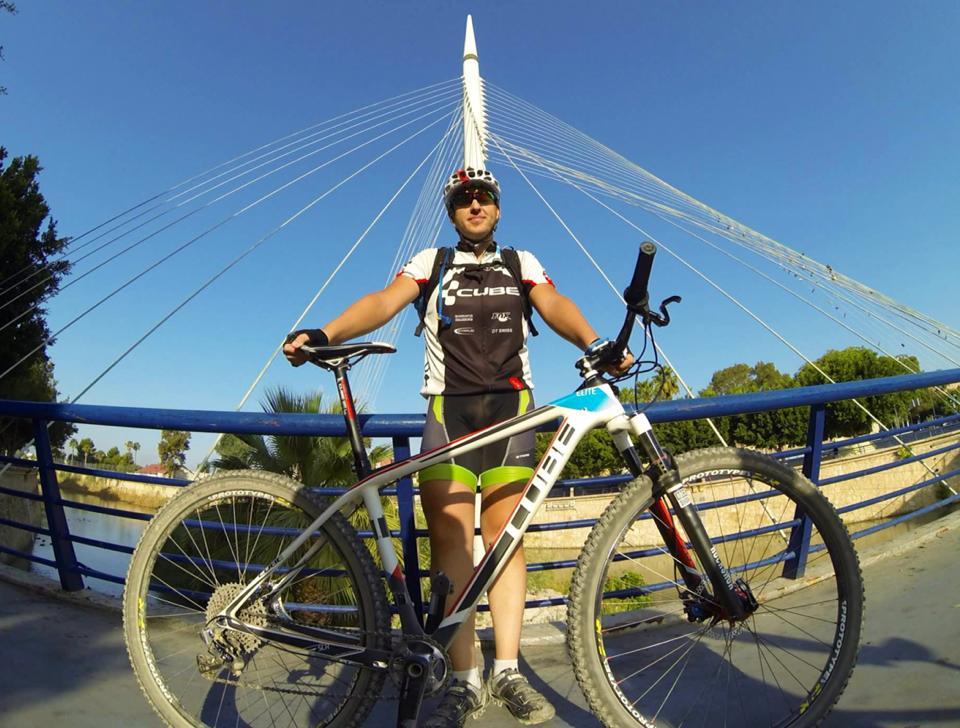 Rotura bicicleta de carbono por exceso en el par de apriete ...