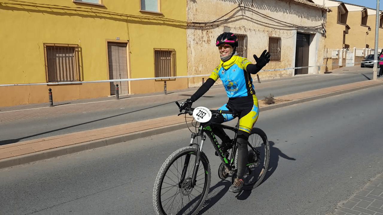 Crónica de la VIII Marcha BTT de la Roda del X circuito Albacete por Patricia Carmona