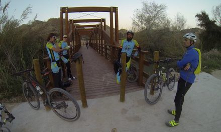 Crónica ruta MTB Molina Paraje Río Segura Archena Villanueva del Río Segura Molina de Segura Contraparada
