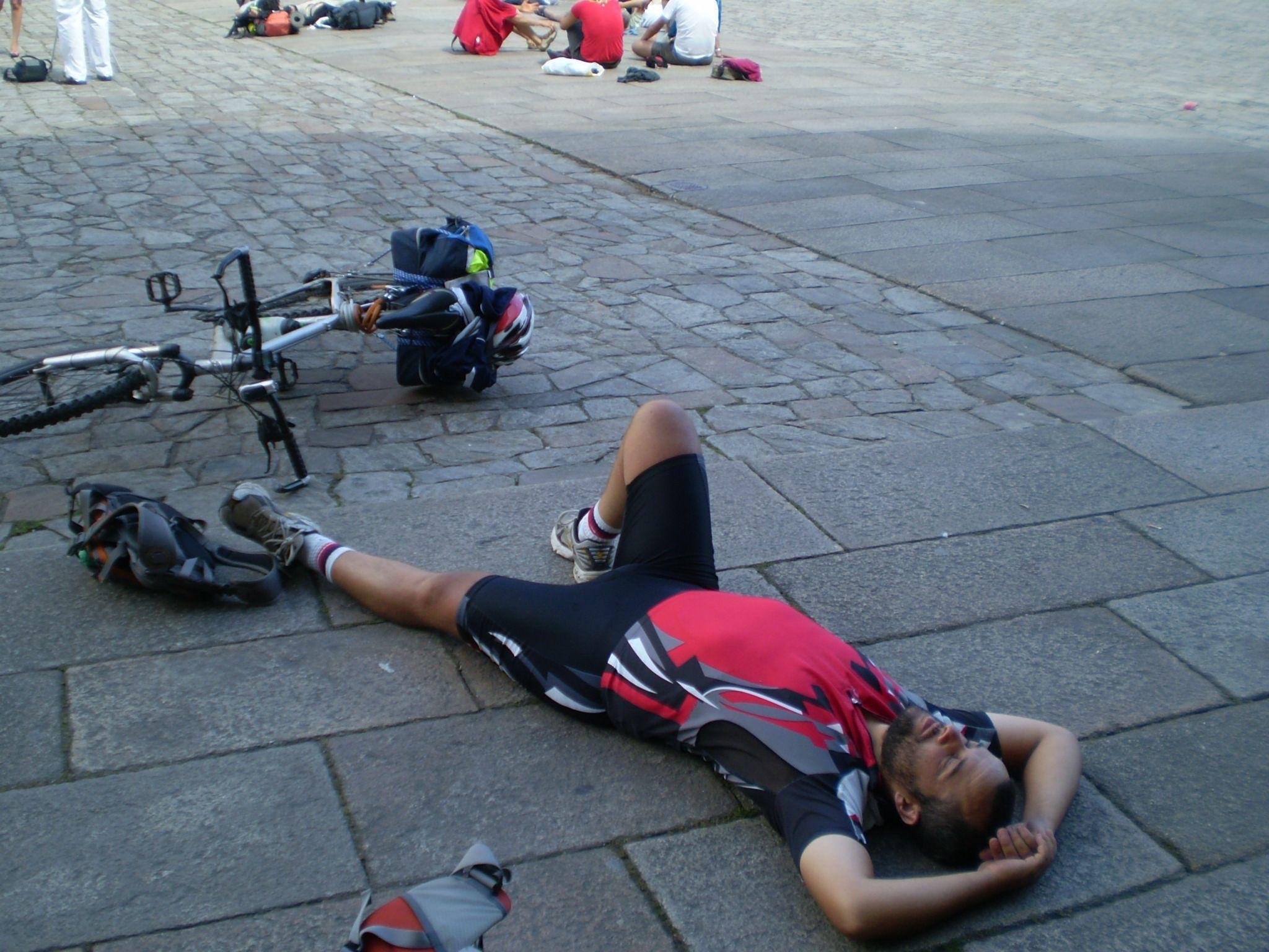 Cómo afrontar el Camino de Santiago en bicicleta de montaña, consejos para quien quiera hacerlo