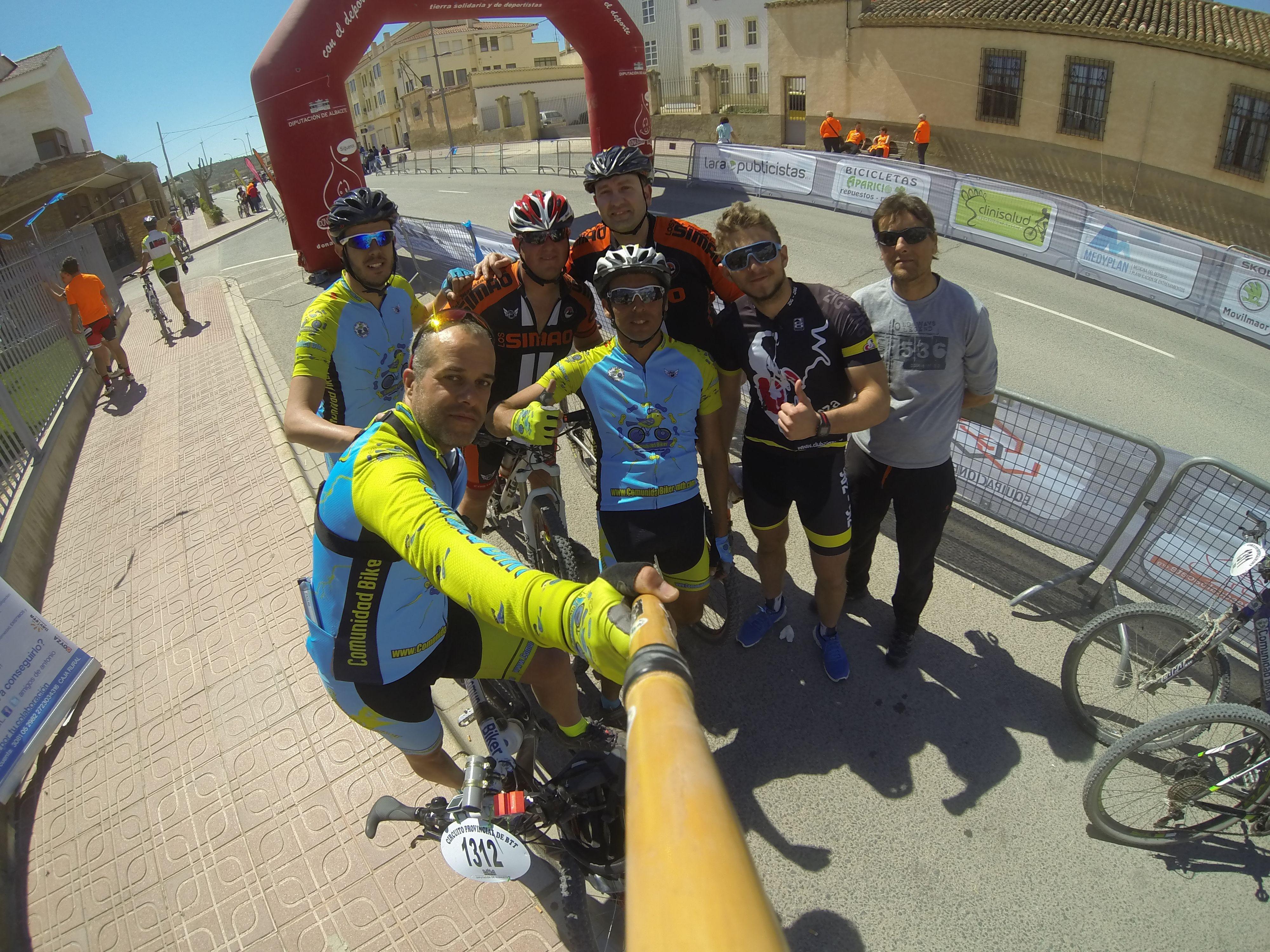 Crónica de la marcha BTT Pozo Cañada del X Circuito BTT de Albacete