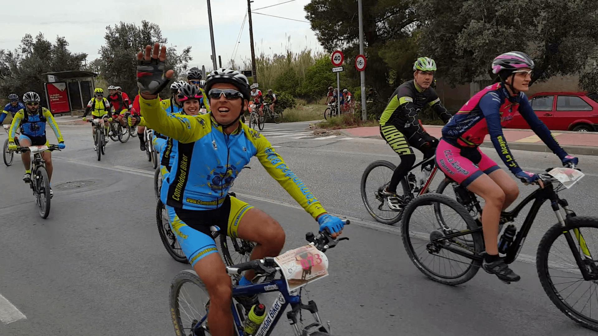 Crónica I Marcha Valverdes Bikers con las enfermedades raras por Paquito206