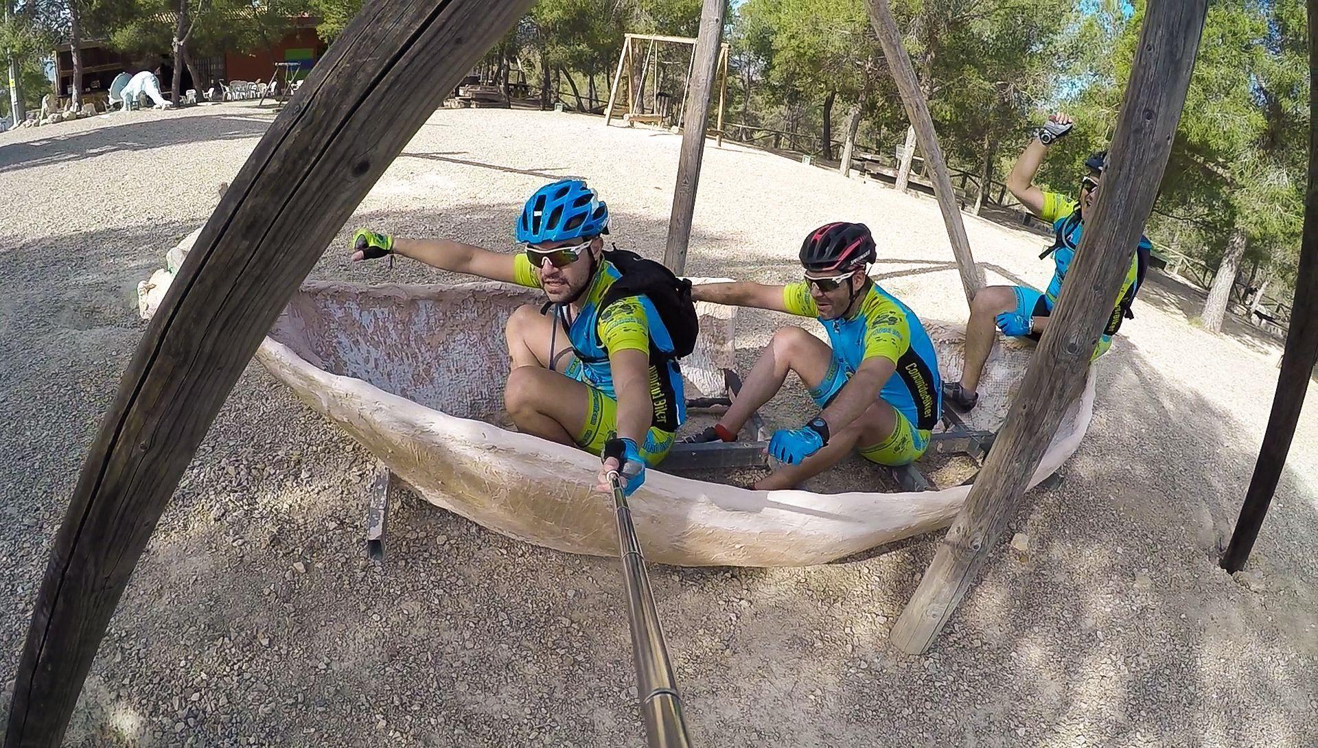 Crónica de la ruta de ciclismo de montaña por Librilla y su entorno