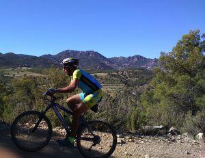 Paquito206 en la Sabina Albar Bike