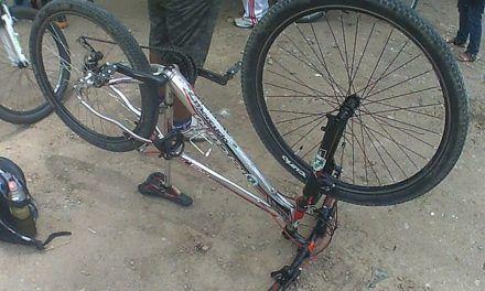 Crónica de dos días de ciclismo MTB en Oaxaca México del comunitario Javier Sarmiento