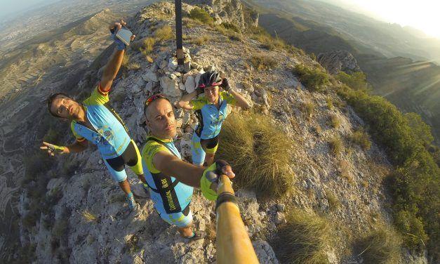 Crónica ruta MTB Molina Rambla Salada Caprés ascenso Sierra del Corque Cortao de las Peñas Casicas Rellano Albarda