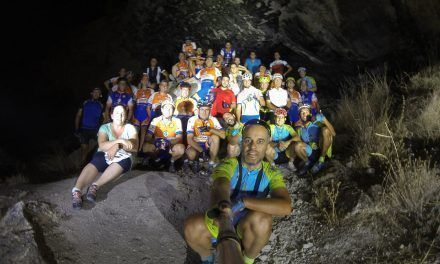 Crónica ruta MTB Nocturna por Fortuna con el Club Ciclista Fortuna Team con subida a la Cueva Negra