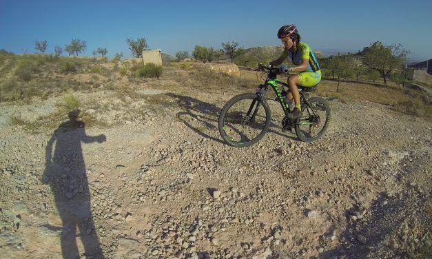 Crónica ruta MTB Molina Caprés Sierra del Corque por Patricia Carmona