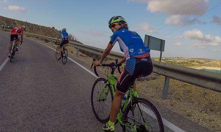 Crónica ruta ciclismo carretera y MTB por el Embalse de La Pedrera