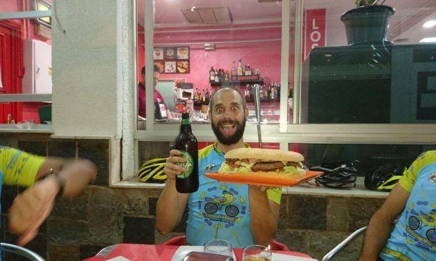 Crónica ruta MTB de iniciación al ciclismo de montaña por Molina de Segura Lagunas Campotéjar Archena y Río Segura