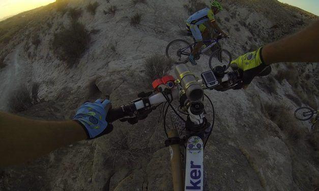 Crónica ruta MTB Molina Río Segura Monte Torres de Cotillas Rambla Salada Camino Las Torres Regreso descendiendo Rambla Salada Contraparada Manterola Malecón Espinardo Vía Verde