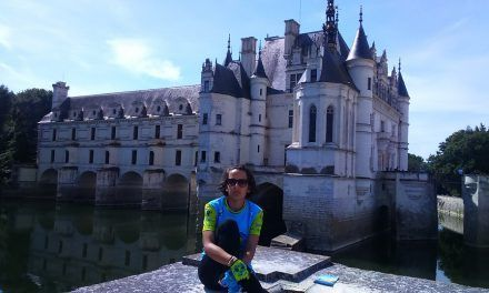 Crónica ruta de ciclismo de montaña por Francia visitando el Château de Chenonceau