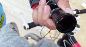 Limpieza y engrase del eje pedalier - Limpiar el guardapolvos