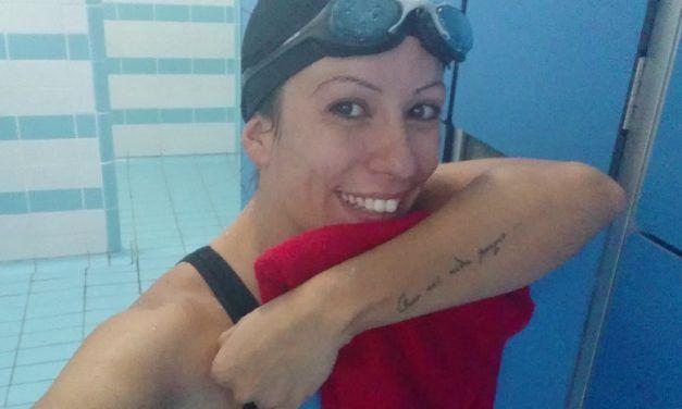 Como me preparé para hacer mi primer triatlón por Patricia Carmona