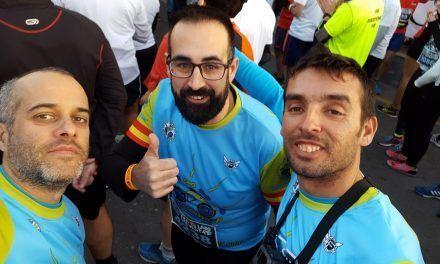 Crónica de la carrera de running San Silvestre 2016 en Murcia