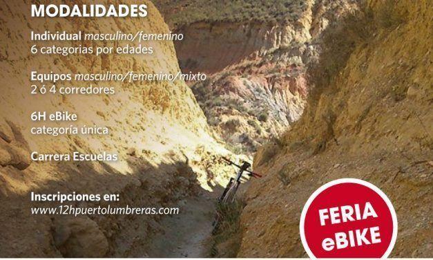 12H Puerto Lumbreras TREK