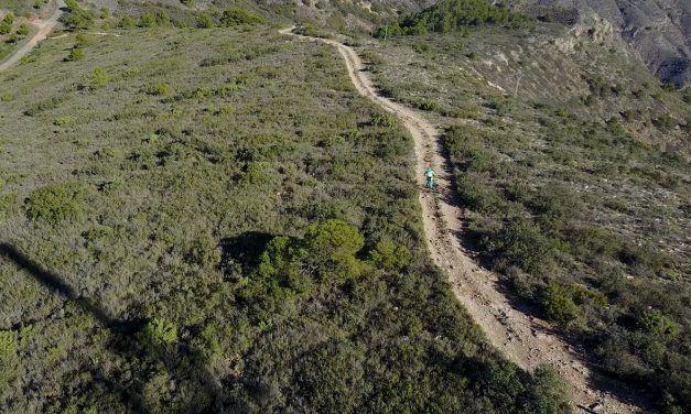 Crónica ruta MTB Molina Alcantarilla Cañarico Ascenso Carrascoy por camino Cortafuegos Antenas Descenso por sendero hacia Torre Guil regreso por orilla río Segura