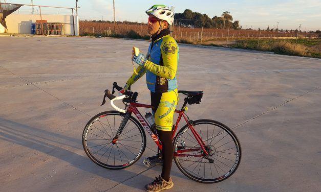Crónica Ruta ciclismo carretera Molina Trasvase Puerto Losilla Hoya Campo Abarán Blanca Ojós Villanueva Río Segura Archena Lorquí Llano de Molina