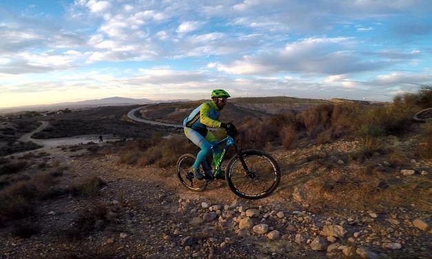 Crónica ruta MTB Molina Vía Verde Espinardo Monte Aire Agridulce Cabezo Blanco Montes Ribera Circuito Contraparada