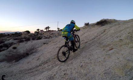 Crónica ruta MTB Molina Casa Ros Senderos y ramblas de ascenso y descenso Rambla Calderones Chorrico