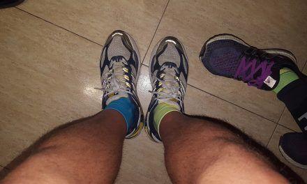 Crónica carrera running entrenamiento duatlón por Chorrico y Altorreal en Molina de Segura
