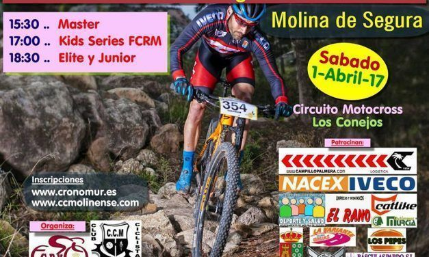 II Prueba XCO Molina de Segura