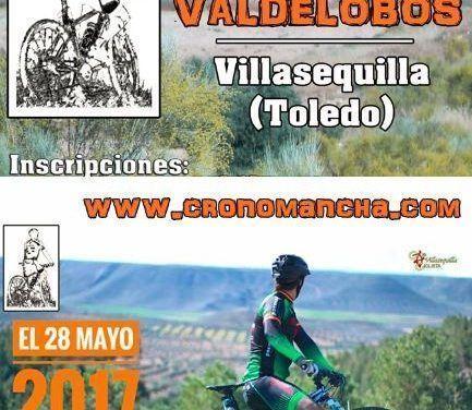 IX MARCHA MTB – VEREDA VALDELOBOS – VILLASEQUILLA – 2017