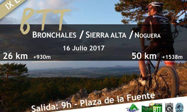 IX BTT Sierra Alta Bronchales