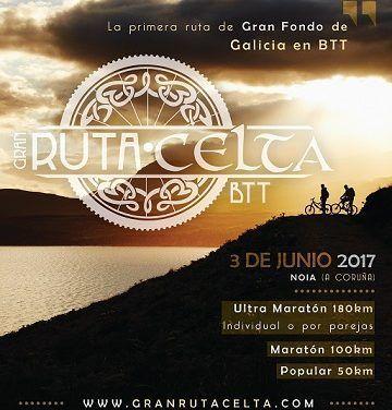 Gran Ruta Celta BTT 2017