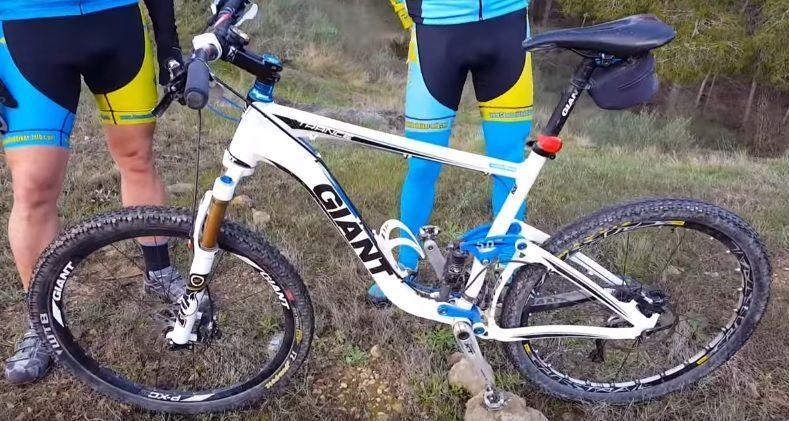 Bicicleta de doble suspensión o de simple ¿rígida o doble ...