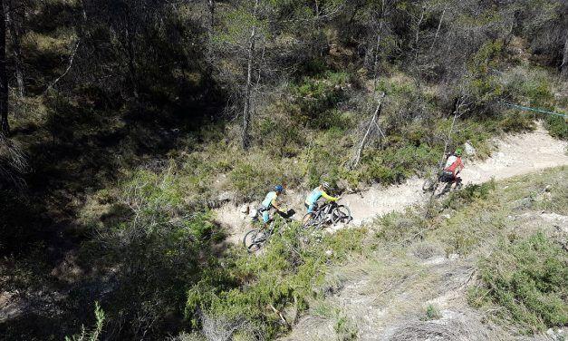 Crónica marcha BTT MTB Onil del Circuito de Montañas Alicantinas 2017
