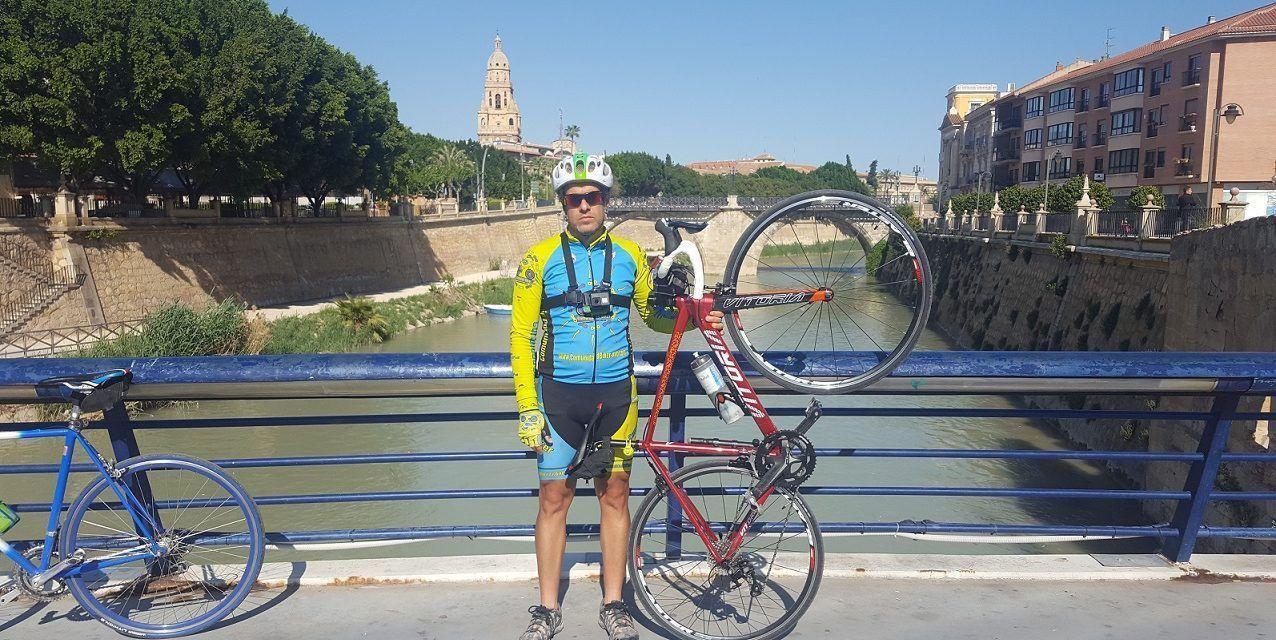 Mis primeros 100K en ciclismo de carretera | Ir a rueda e ir a Rueda