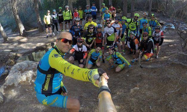 Crónica ruta MTB Quedada comunitaria primaveral por Coto Cuadros
