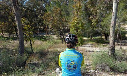 Crónica ruta Ciclismo Carretera urbanizaciones Molina de Segura Altorreal Alcayna Conejos Chorrico