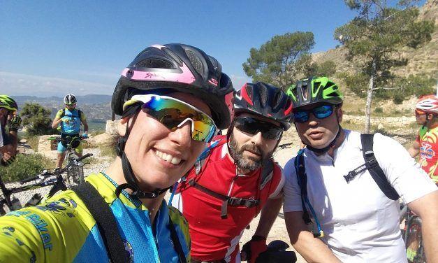 Crónica Ruta MTB Molina de Segura, Sierra Navela, Scalextric, Senda del Martillo con Fortuna Team