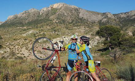 Crónica ruta ciclismo carretera Molina de Segura Rambla Salada Fortuna Cortao de las Peñas Casicas Rellano Hurona Estación de Archena