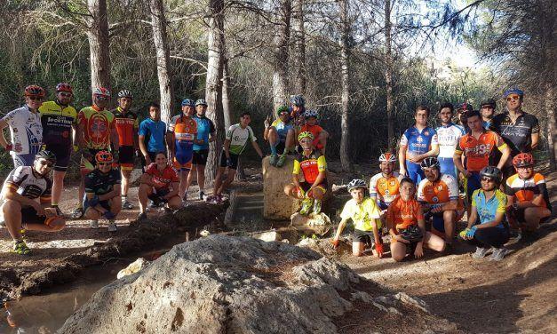 Crónica ruta MTB de iniciación de jóvenes promesas comunitarias por el Coto Cuadros con nuestros amigos del Club Ciclista Fortuna Team