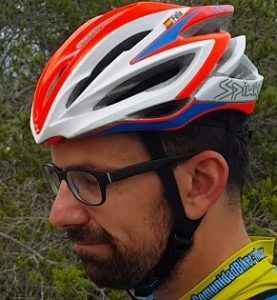 Casco para Cross Country MTB