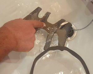 Limpieza de las almohadillas del casco