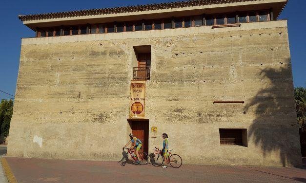 Crónica ruta Ciclismo Carretera Molina Paraje Torre Vieja Alguazas Alcantarilla