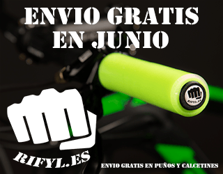 Banner puños rifly