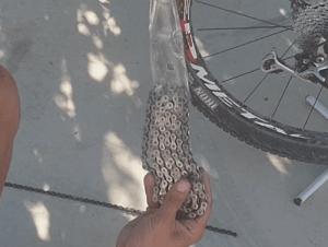 Herramientas necesarias para cambiar la cadena de la bicicleta