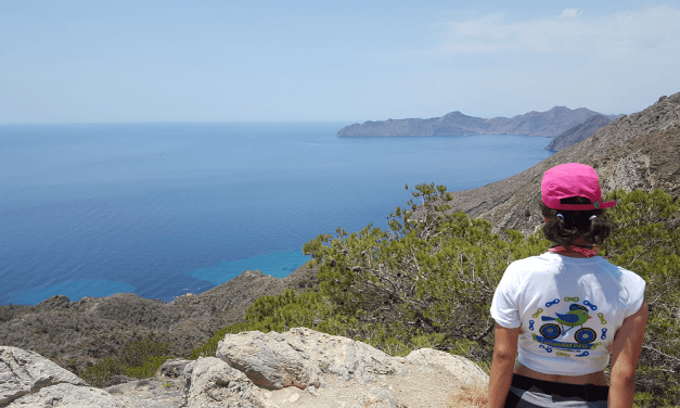 Crónica de la ruta de senderismo y trail por Tentegorra Roldán y Portús