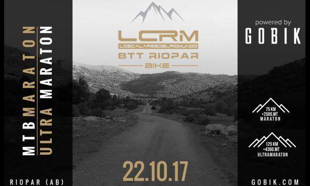 LCRM Los Calares del Rio Mundo 2017 BTT Riopar Bike