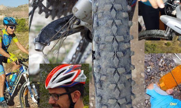 Elementos de seguridad indispensables para el ciclista de montaña y carretera