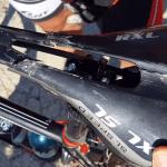 Sillín de carbono partido - Comunidad Biker MTB
