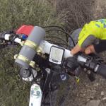 Manillar bicicleta de montaña comunitario Alonsojpd - Comunidad Biker MTB