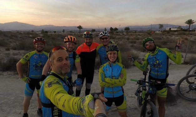Crónica de la ruta MTB Salinas de Molina Fuente Setenil Altorreal Tomillar Rambla Calderones